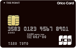 The POINT Orico Card JCB