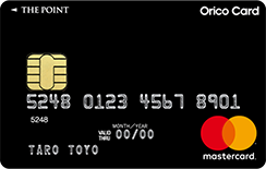 The POINT Orico Card mastercard